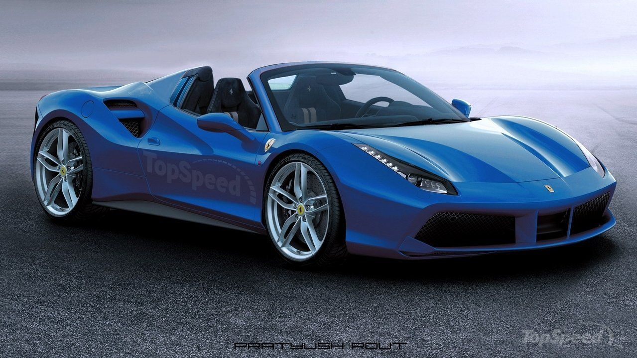2016 Ferrari 488 Spider Pictures, Photos, Wallpapers And