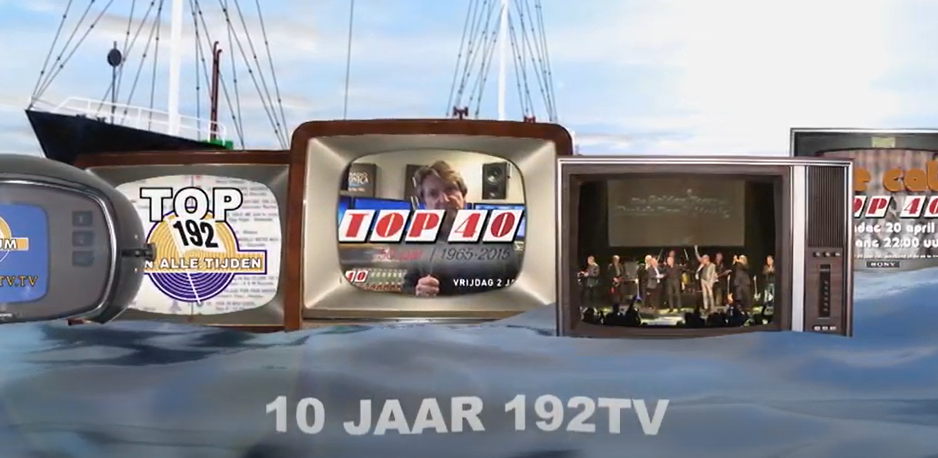 192TV bestaat 10 jaar
