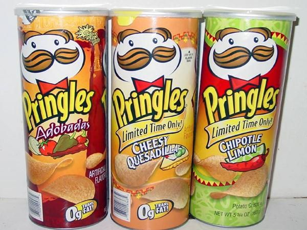 strange pringles flavors from around the world really
