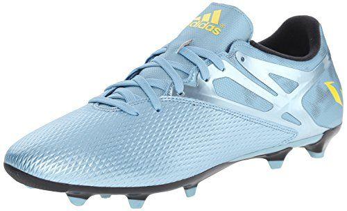 1c2b3e4191f5 adidas-Performance-Mens-Messi-153-FGAG-Soccer-Shoe -Matt-Ice-Metallic-F12Bright-YellowCore-Black-10-M-US-0