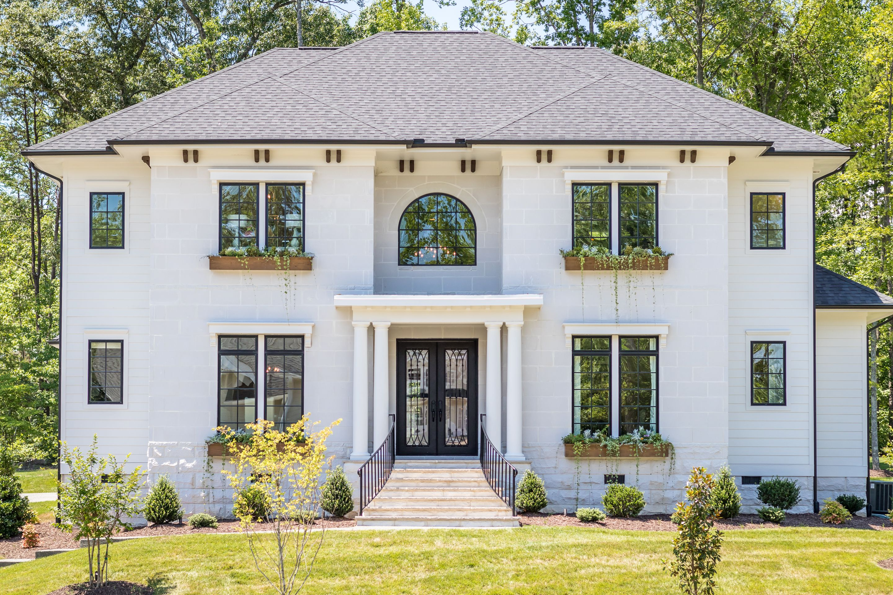 Perkinson Homes, Inc. is a leading team of custom home builders in ...