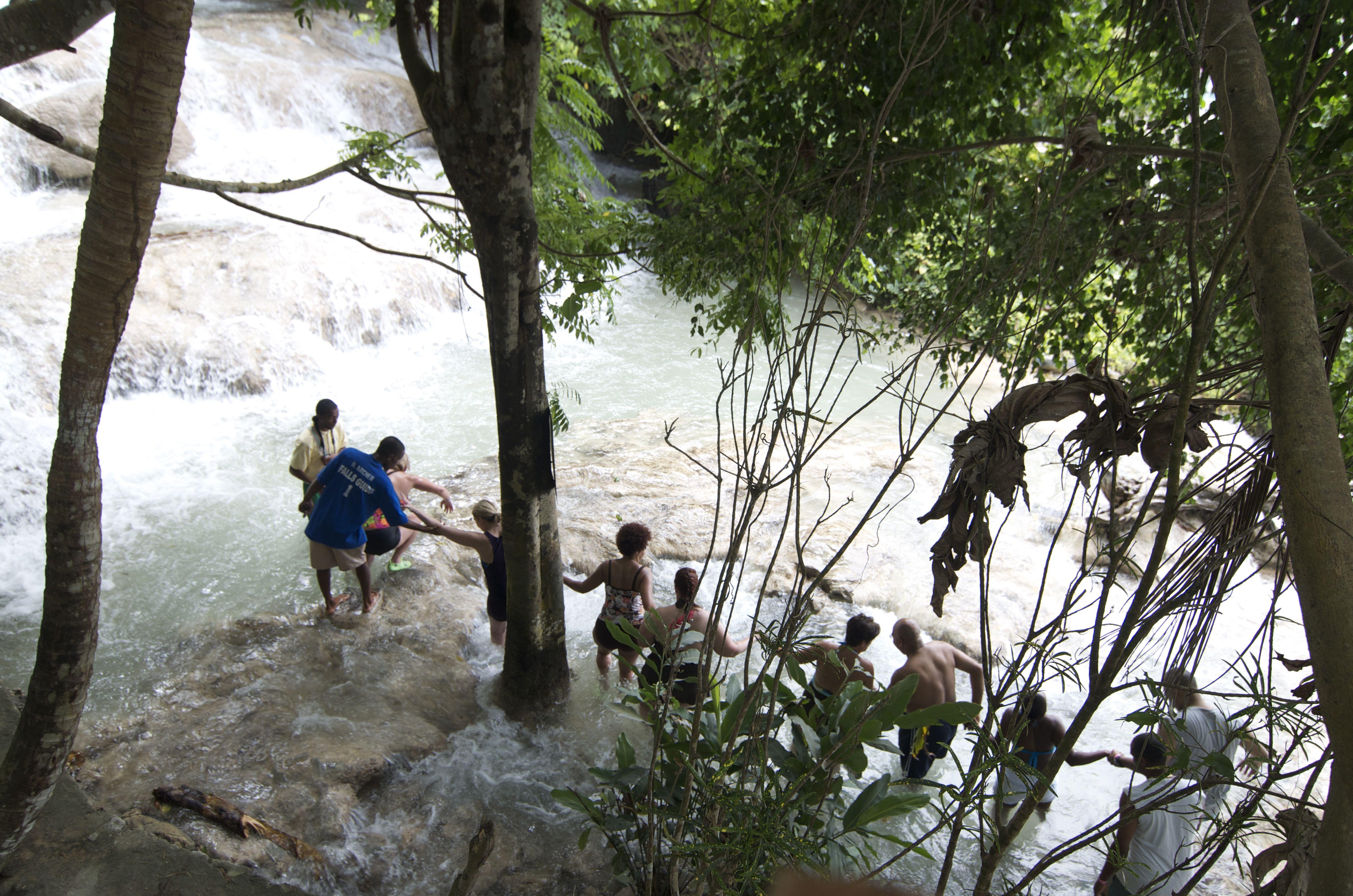 Dunn's River Falls, Jamaica #topjamaicatour