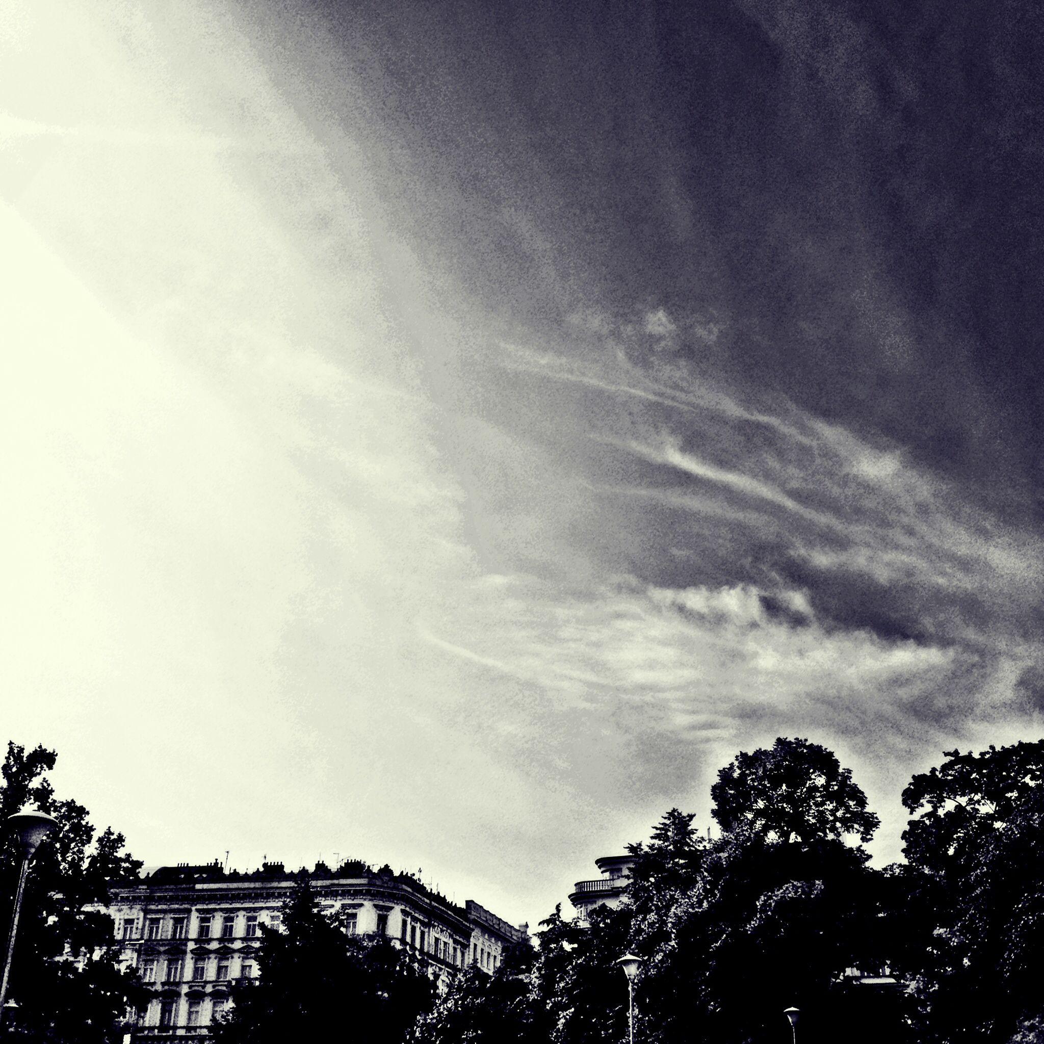 Dark Prague.  #photography #blackandwhite
