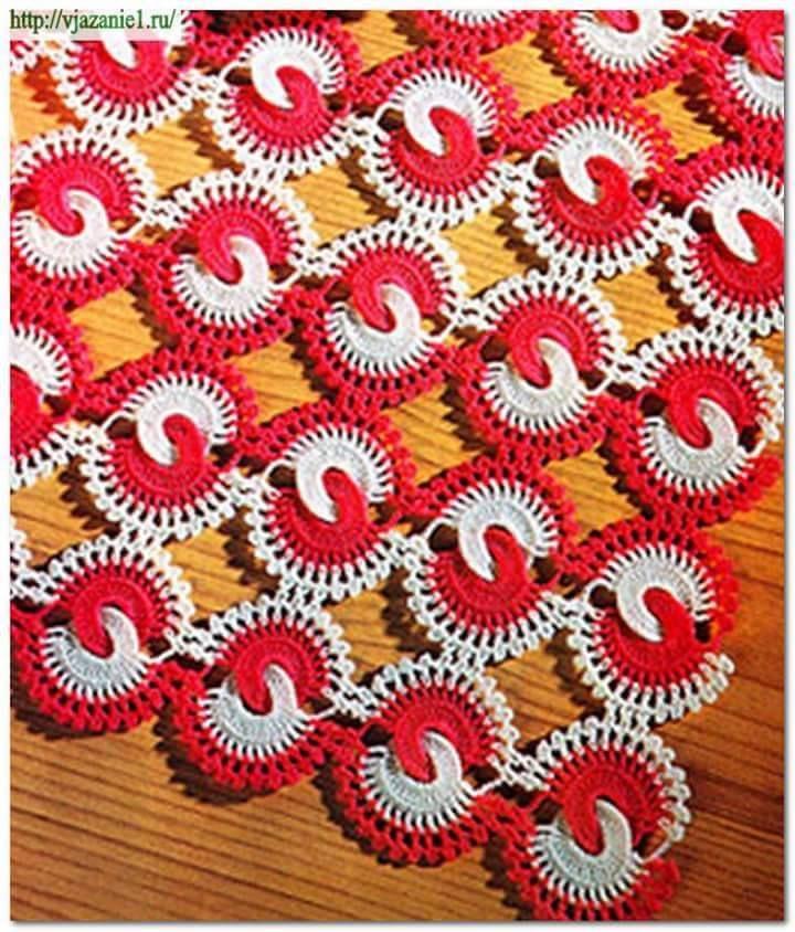 Perfecto Crochet Patrón Manta Ondulación Regalo - Manta de Tejer ...
