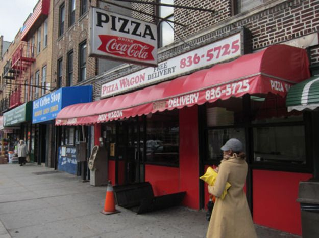Daily Slice Pizza Wagon Bay Ridge Brooklyn