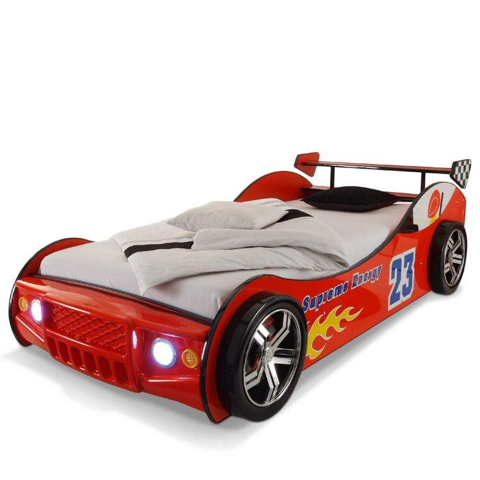 Autobett - Energy 90 x 200 cm - Rot | Online kaufen bei Segmüller