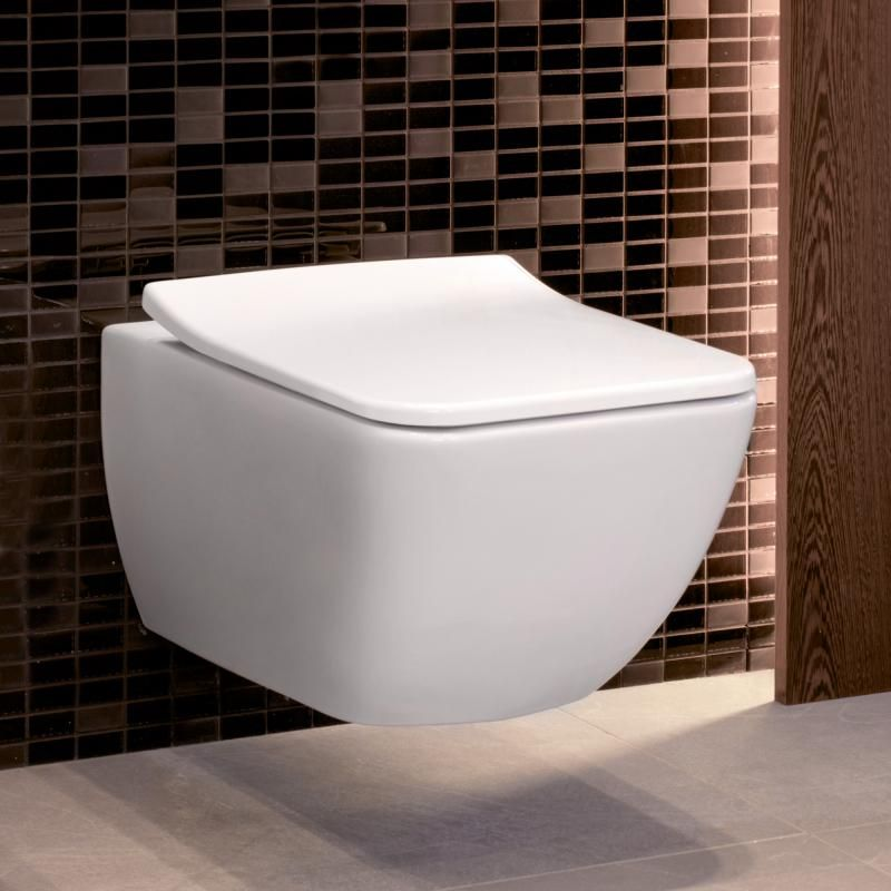 villeroy boch venticello tiefsp lklosett offener sp lrand directflush wei 4611r001. Black Bedroom Furniture Sets. Home Design Ideas