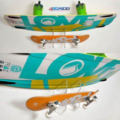 Wandhalterung Halterungen für Sup Brett Surfboard Wakeboard Kiteboard Snowboard