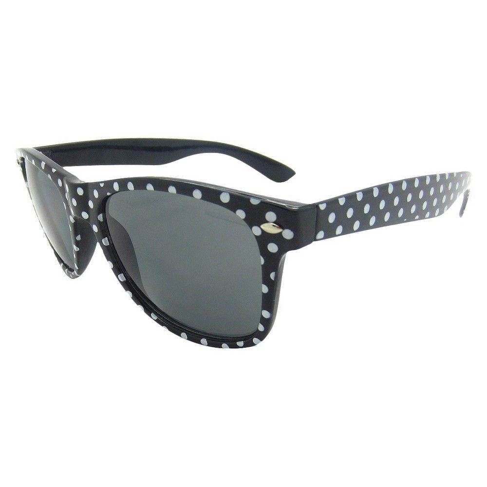 7d57bcf5ef Women s Surf Sunglasses - Black White