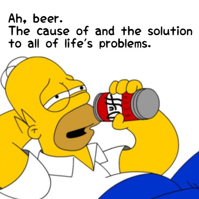 100 Of Homer Simpson S Most Hilariously Hair Brained Quotes