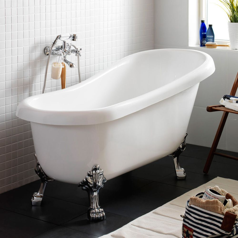 Badkar Hafa Mayfair Bathtub Modern Bathroom Clawfoot Bathtub