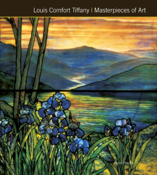 Louis Comfort Tiffany was highly skilled in jewellery design, ceramics, enamels, and metalwork but he is best known for his beautiful stained-glass designs. Description from bidorbuy.co.za. I searched for this on bing.com/images
