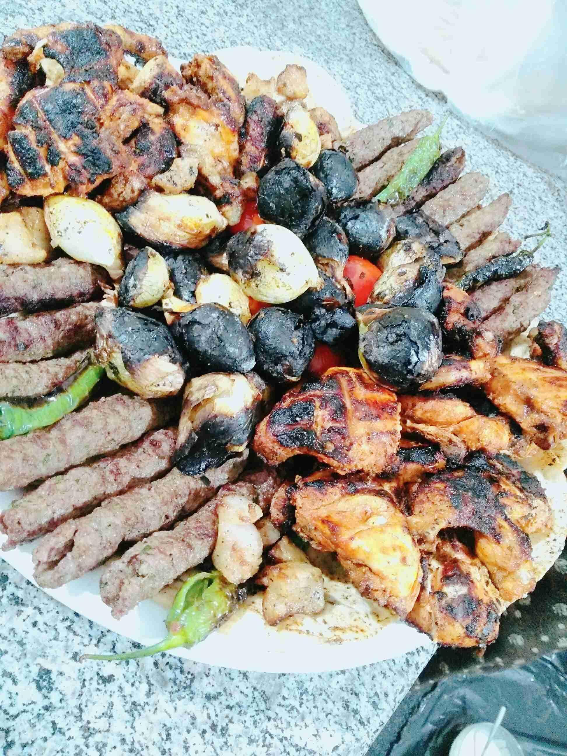مشاوي مشكلة ملكة رمضان زاكي Recipe Main Dishes Dishes Food