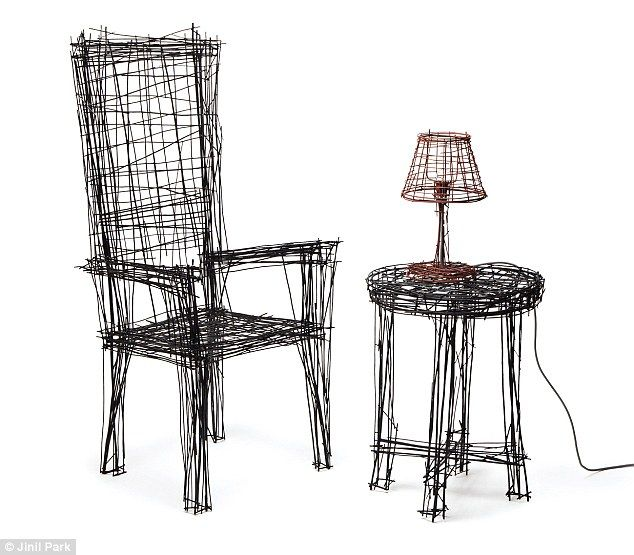 Marvelous Incredible Furniture Looks Like Scribbles
