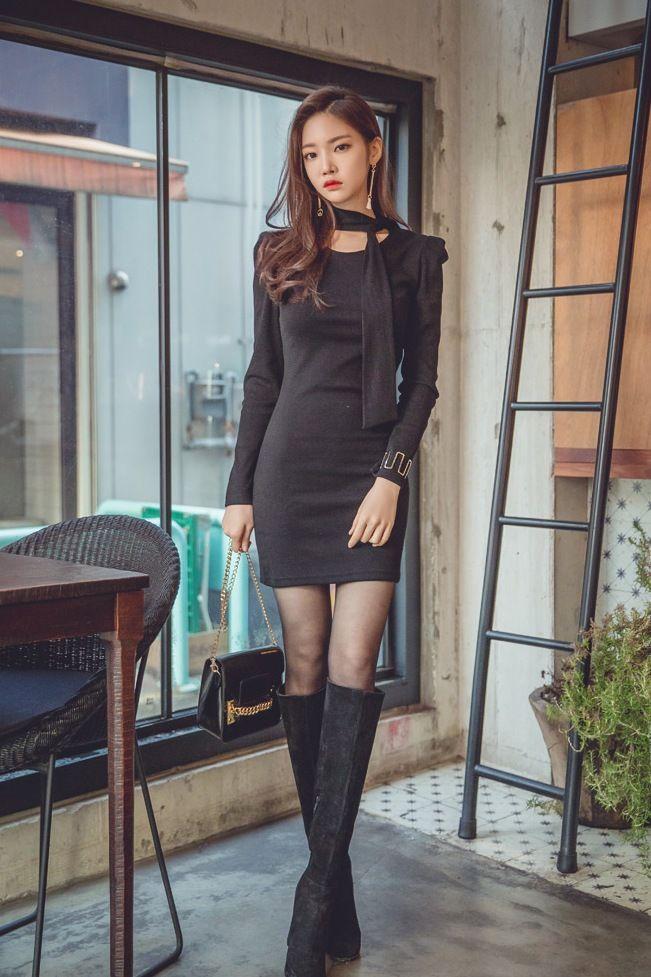 Skinny Asian Woman Becomes