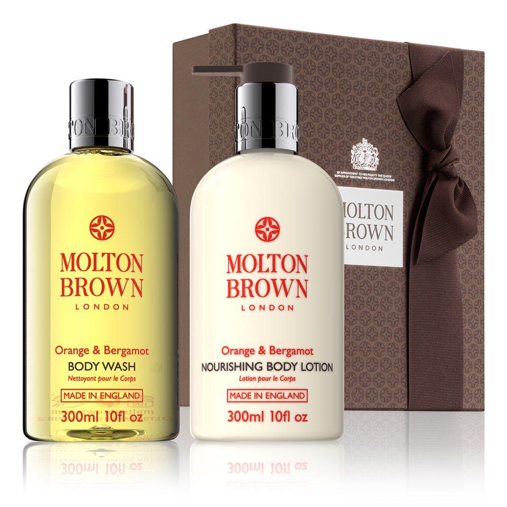 5391c69729f Molton Brown® Orange   Bergamot Body Wash   Body Lotion Gift Set