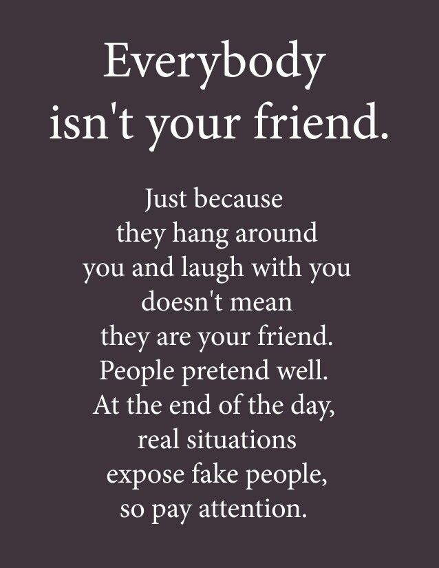 Quotes Fake Backstabbers About And Friends