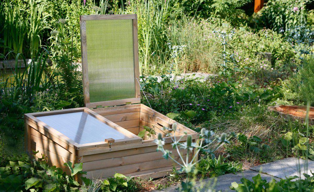 Fruhbeet Im Garten So Nutzen Sie Es Optimal In 2020 Fruhbeet Bauen Fruhbeet Garten