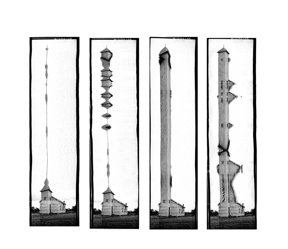 Serie: Timeologies - Frances Berry