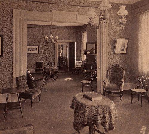 Double Parlor 1890s
