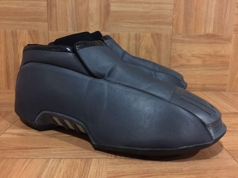 Adidas Kobe 2 II Graphite Grey Black Sz