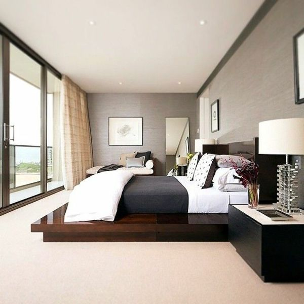 Genial Schlafzimmer Modern With Images Bedroom Interior