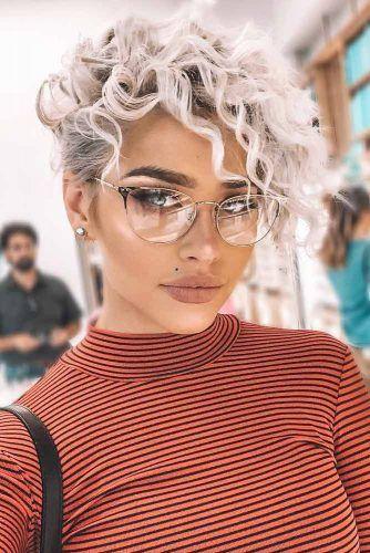 15 Versatile e comodo da indossare Tagli di capelli corti per tutte le donne, i gusti e gli umori | Acconciature Trend bob 2019