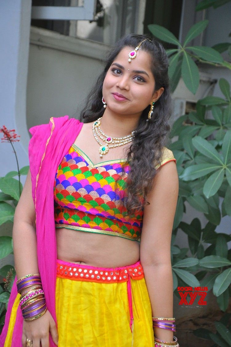 Actress Sirisha Dasari Stills From Lakshmi Nilayam Movie Opening