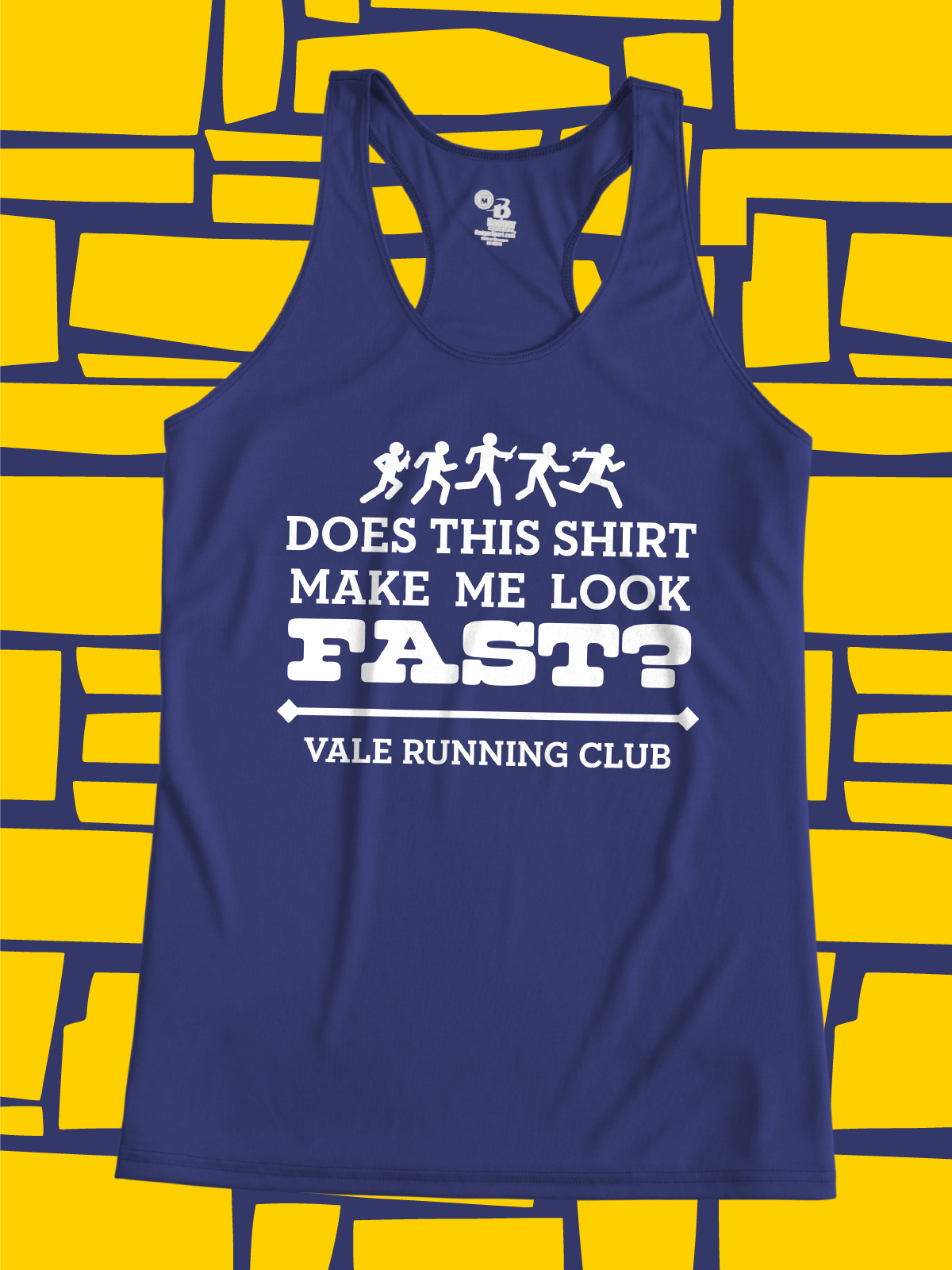 52cd5fb7 Does This Shirt Make Me Look Fast? is the perfect funny quote for your  running