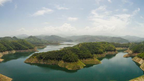 La presa de moncion - Dominican Republic