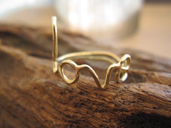 Love Ring  by Porter Gulch