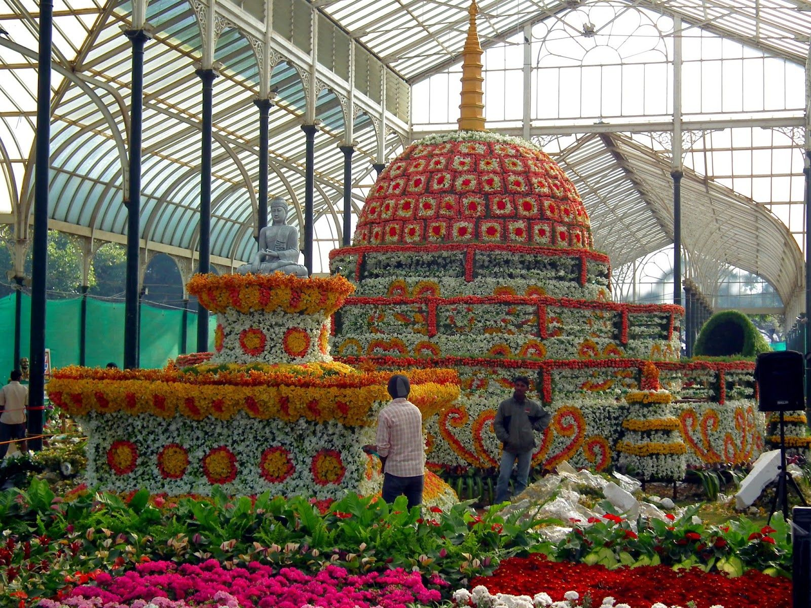 Acharya Jagadish Chandra Bose Indian Botanic Garden, Kolkata, India ...