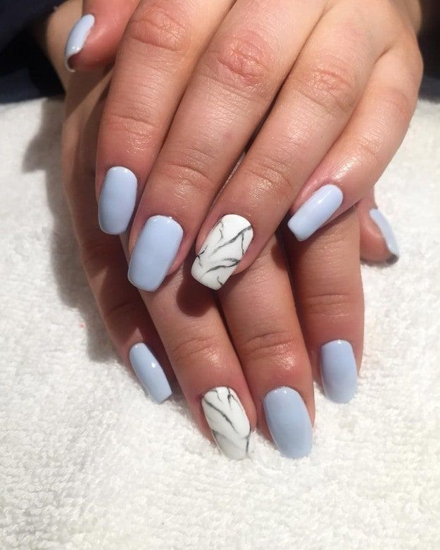 17 Design Ideas For Long And Short Square Nails | Square ...