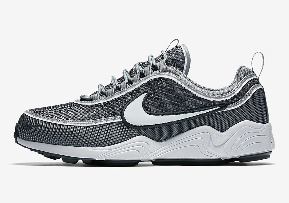 2ddff53b0b18d  sneakers  news The Nike Zoom Spiridon Returns In A Greyscale Colorway