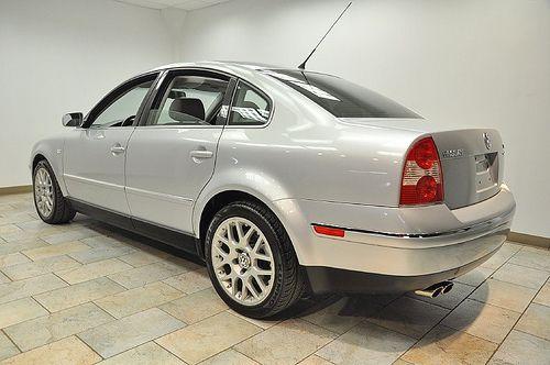 2003 Volkswagen Passat W8 6 Speed Vw Passat Volkswagen Volkswagen Passat
