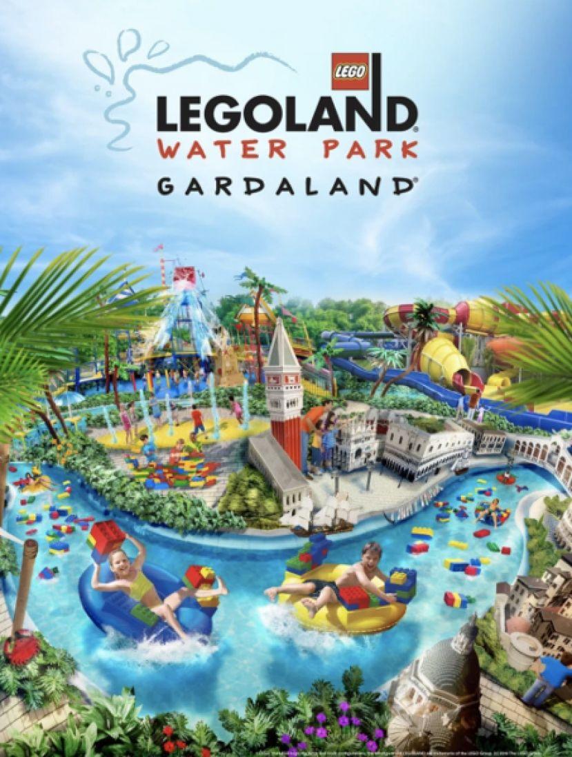 Legoland arriva in Italia Parco acquatico, Legoland, Resort