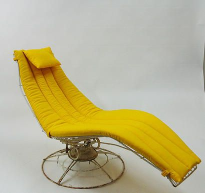 Homecrest Siesta Chaise Lounge Also Riviera Swivel Rocker