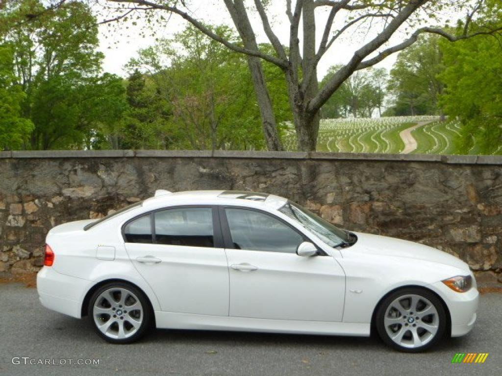 Ongebruikt Alpine White 2007 BMW 3 Series 335i Sedan Exterior Photo #48180869 VZ-43