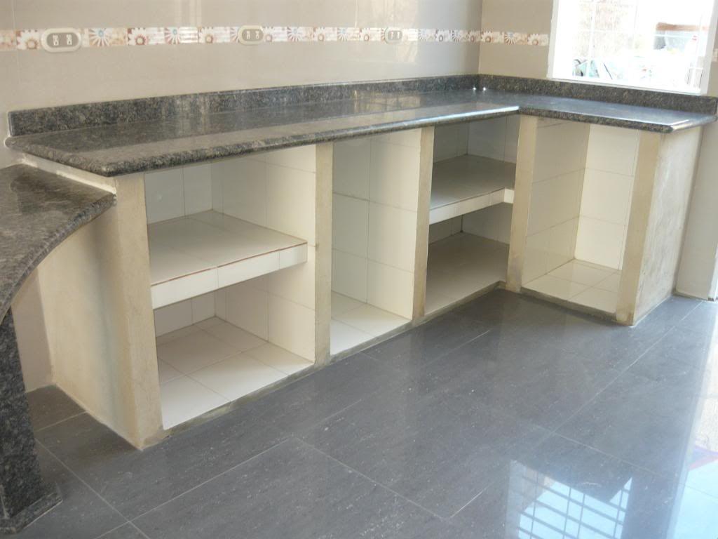 Resultado de imagem para cocinas en mamposteria trabalho - Mesas de cocina economicas ...