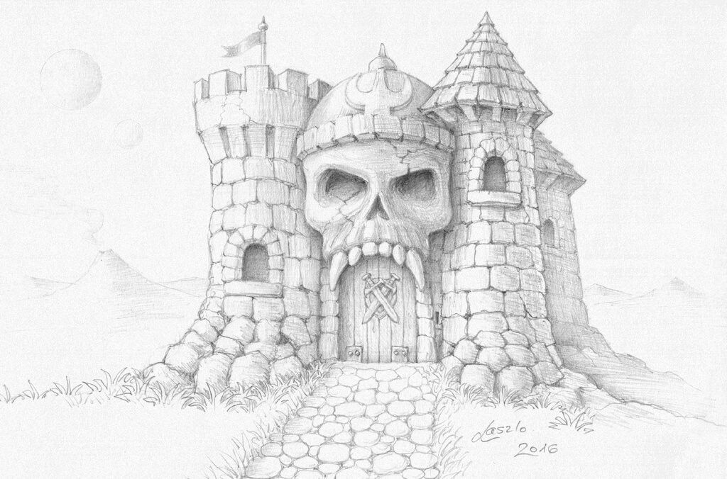 Pin by Michael Quillen on Castle Grayskull Hogwarts