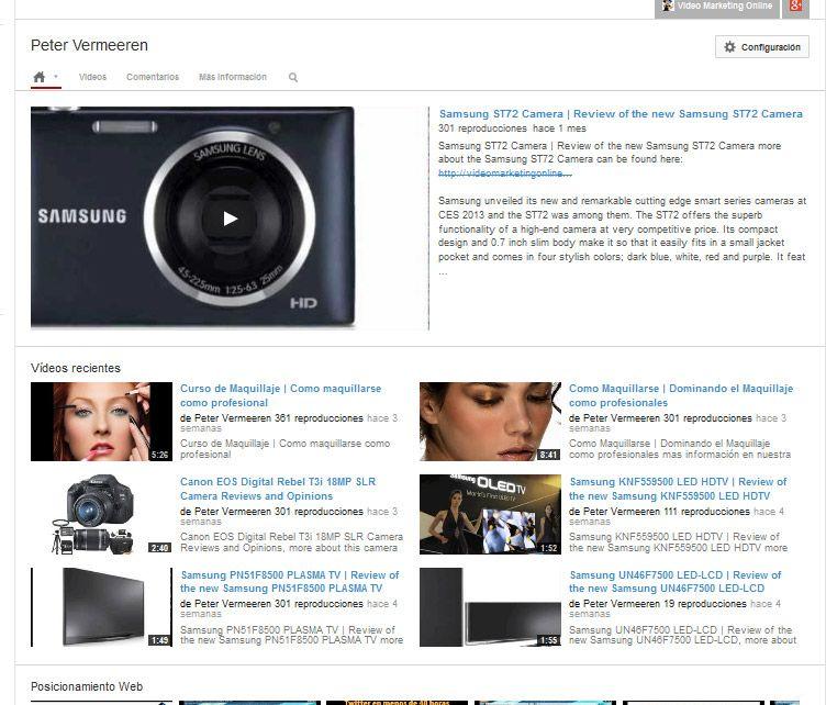 Conseguir Visitantes de Youtube sin Grabar un Segundo de Video [SECRETO] | Posicionamiento y Diseño web | VMO Valencia
