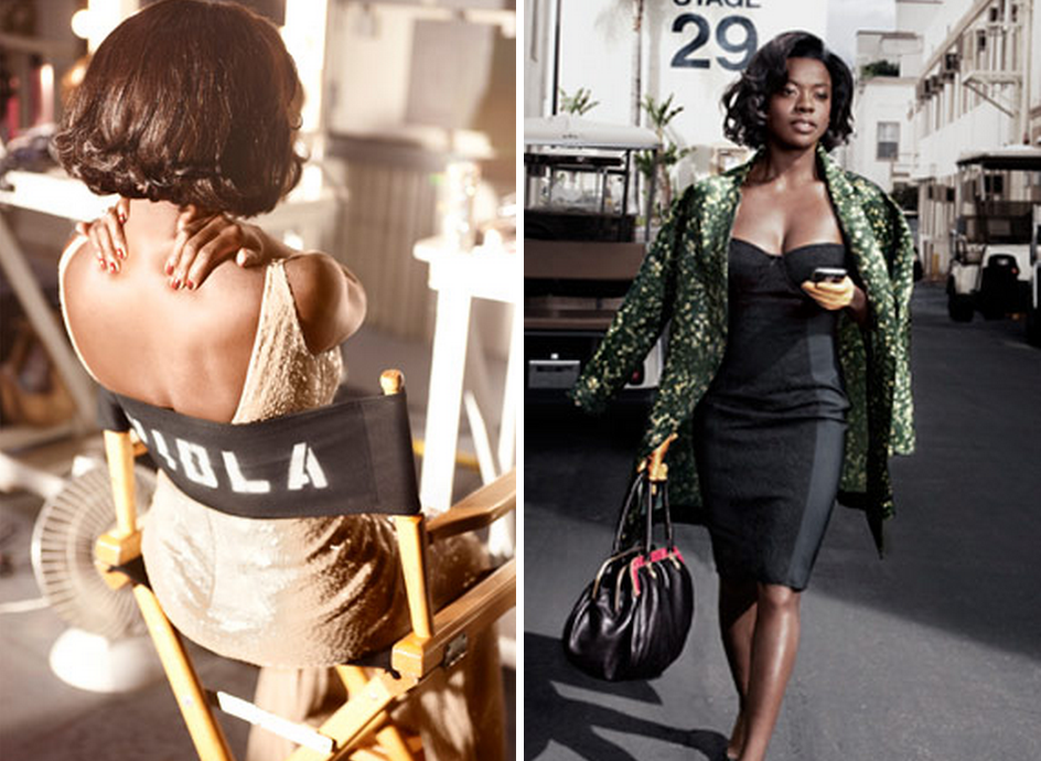 Back in 2009 Viola Davis had just received an Oscar nomination for Doubt.  It would