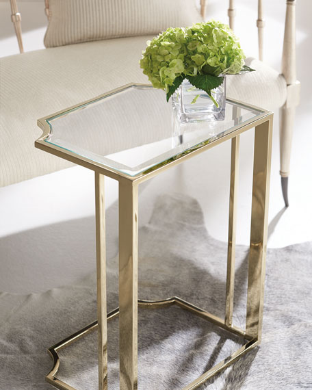 Caracole Short Sweet Accent Table Accent Table Caracole