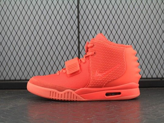 ee332fef28615e Nike Air Yeezy 2 SP  Red October  508214 660