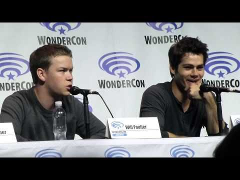 Dylan O'Brien and Will Poulter talk about working with Kaya Scodelario