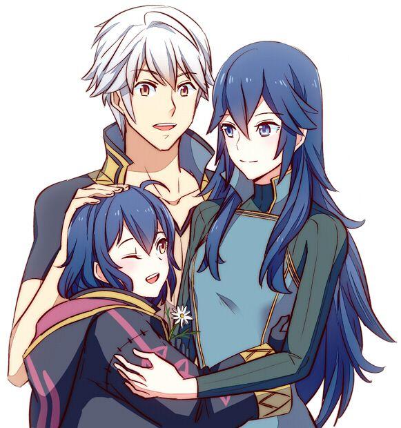 fire emblem awakening robin and lucina ending a relationship