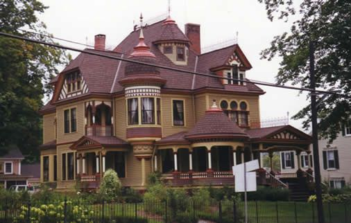 Historic House Colors Victorian Bungalow Arts And Crafts