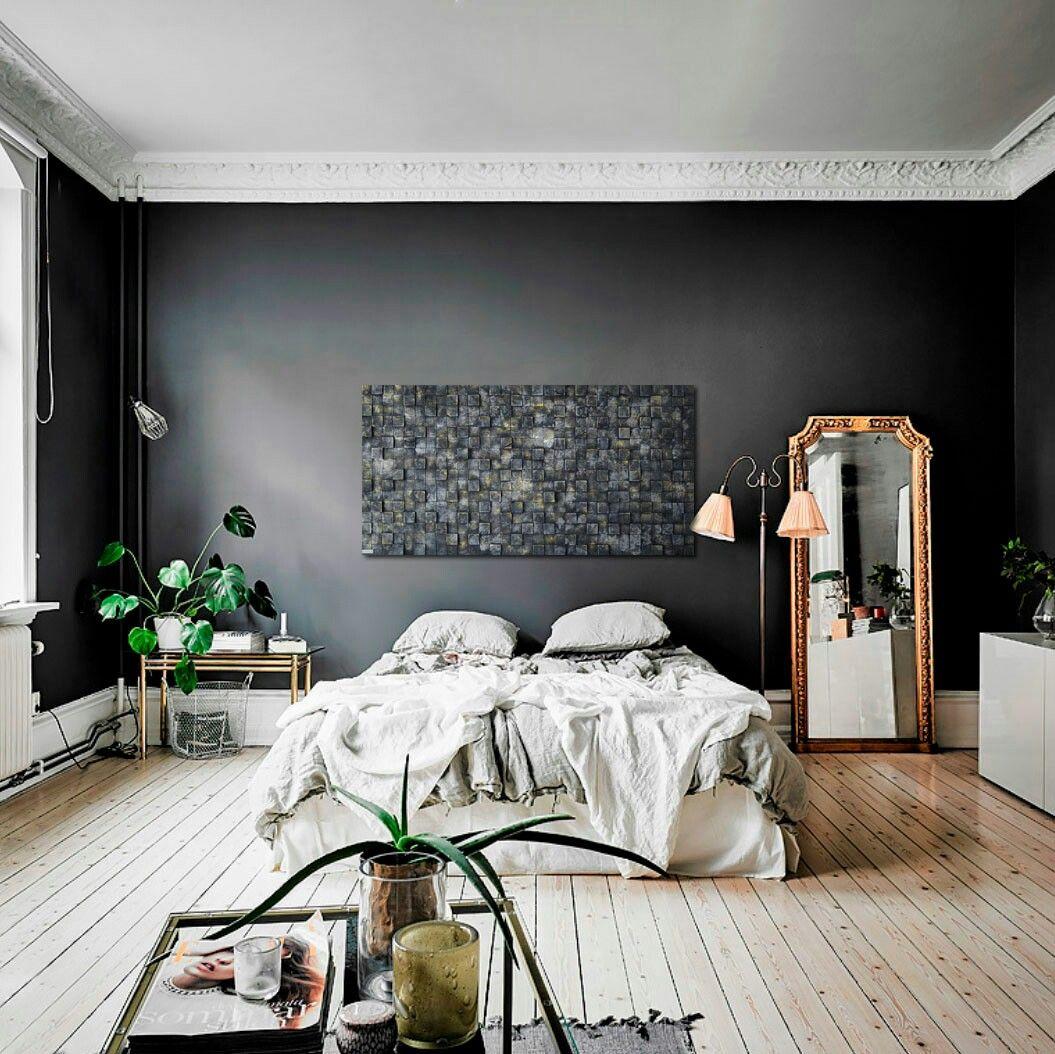 Pin Von Marieluise Auf Home Decor Graues Schlafzimmer