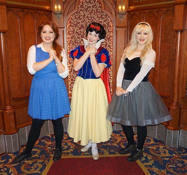 Little Town Belle Blue Dress Disneybound Briar Rose