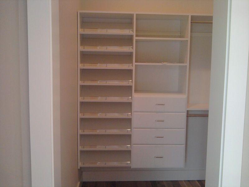 Shelving · White Closet Shelving